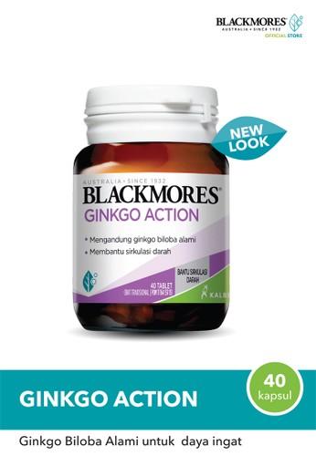 Blackmores n/a Blackmores Ginkgo Action (40) 3D82FES87769B7GS_1