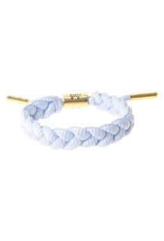 Viola Shoelace Bracelet