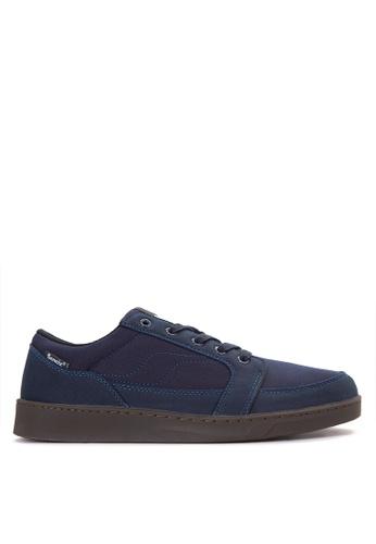 SONNIX blue Bane  CS Q217 Men's Lace Up Sneaker Shoes SO490SH71ZUMPH_1