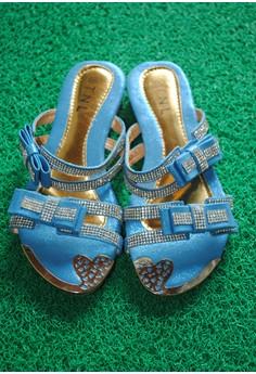 TNL Paige Sandals (Blue)