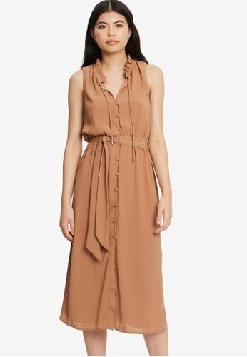 Tussah brown Camden Dress F47CBAAB51A0E4GS_1