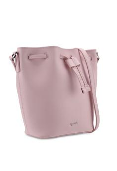 8b795b8d72c99 Agnes B Drawstring Bucket Bag S  365.00. Sizes One Size · Love Moschino  black Quilted Shoulder Bag E7283AC20C9631GS 1