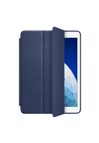 "MobileHub navy iPad Air 2019 (10.5"") Leather Smart Case 94569AC152601FGS_1"