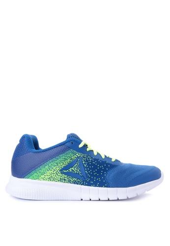 Reebok blue Print Lite Run Shoes RE600SH65OESPH_1