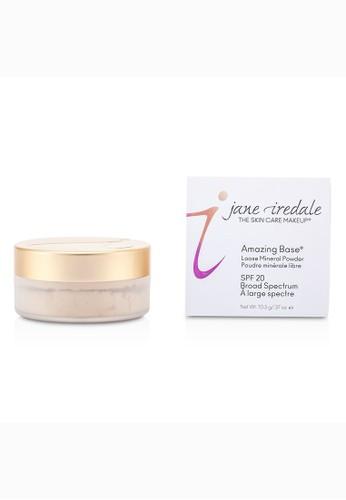 Jane Iredale JANE IREDALE - Amazing Base Loose Mineral Powder SPF 20 - Warm Silk 10.5g/0.37oz F8B02BE4516139GS_1