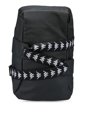 Kappa black Kappa Authentic Backpack D9F14ACB4EFDFFGS_1