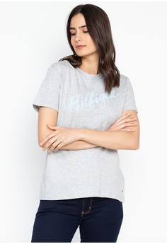824f1107 Shop Tommy Hilfiger T-Shirts for Women Online on ZALORA Philippines