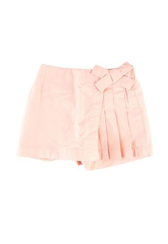 FOX Kids & Baby pink Baby-Girls Ribbon Skorts 4C71EKA54E2064GS_1