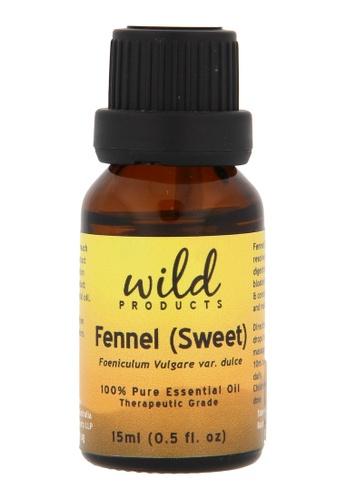 Wild Products Fennel, Sweet (Foeniculum Vulgare Dulce) - 15 ml 1D2C4BEFA2906BGS_1