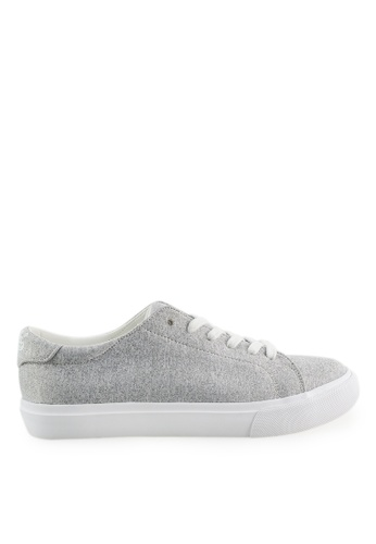 Footspot grey UCLA - Lace-up Sneakers 4D096SHF349134GS_1