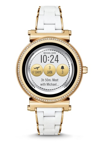 Buy Michael Kors Michael Kors Sofie Smart Watch Mkt5039 Online On