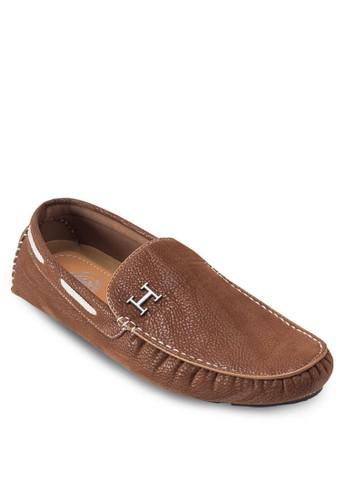 字esprit服飾母仿麂皮休閒鞋, 鞋, 懶人鞋