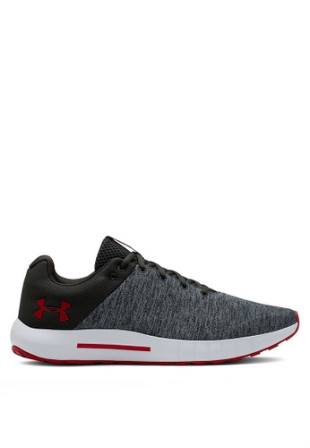 Under Armour grey UA Micro G Pursuit Twist F0995SH99C5DC7GS_1