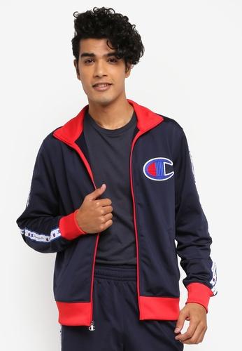 62e3f326f7aa5 Buy Champion US Range Track Jacket Online on ZALORA Singapore