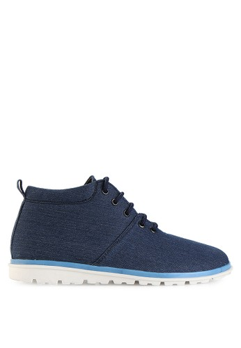 Dr. Kevin navy Boots Shoes 1042 Leather DR982SH93MIKID_1