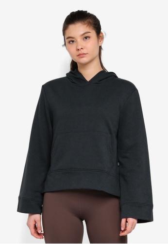 Cotton On Body black Bell Long Sleeve Hoodie D4CFBAACBF0737GS_1