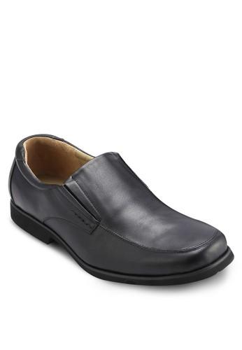 Houstoesprit outlet 高雄n 經典方頭皮鞋, 鞋, 鞋