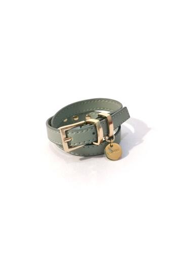 CLOVER green Clover Reminder Bracelet Green F8DDDAC41DF0B0GS_1