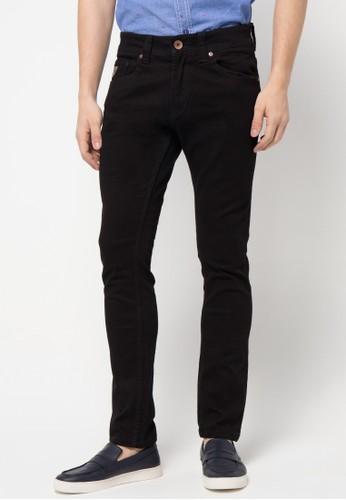 Lois Jeans black Skinny Pant Denim LO391AA20CJVID_1