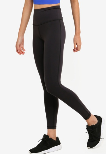 5042462f Buy Reebok LES MILLS® Lux High-Rise Leggings Online on ZALORA Singapore