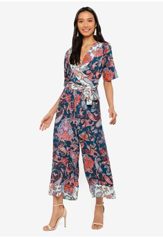 f6a340b57e Dorothy Perkins Paisley Mix Jumpsuit RM 269.00. Available in several sizes