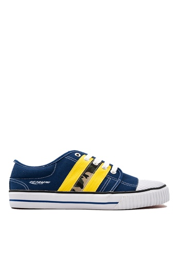 Pallas blue Pallas Rejam Lo Cut Shoe Lace RJ07-003 Blue C1889SH655B8EBGS_1