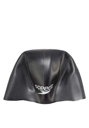 Aqua Vesprit暢貨中心 素色矽膠泳帽, 運動, 運動