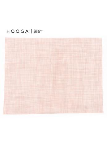 HOOGA beige Hooga Placemat FF179HL8C622F9GS_1