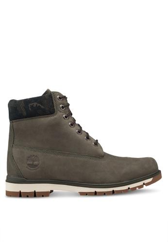 Timberland green Radford 6-Inch Waterproof Boots AEFA0SH38E0669GS_1