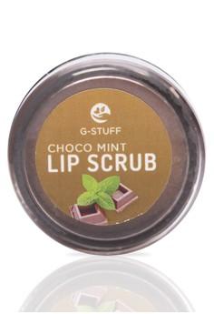 Choco Lip Scrub