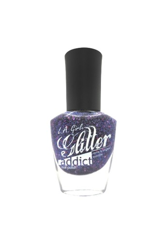 L.A Girl purple LA Girl Glitter Addict Euphoria 85BB5BE7CD1EA7GS_1