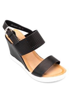 Megan Wedge Sandals