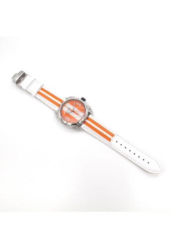 Mini orange Analogue Watch MI057AC99AIYHK_1