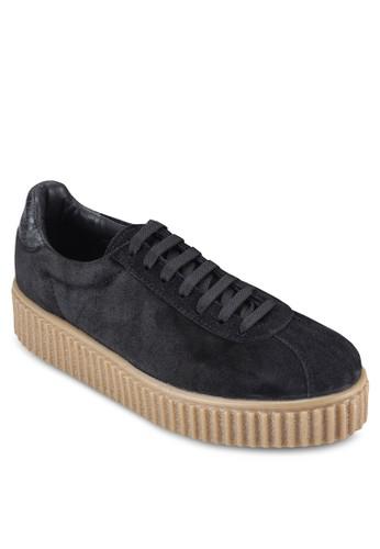 Calypsesprit童裝門市o 厚底布料運動鞋, 女鞋, 鞋