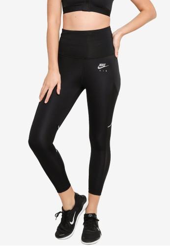 Nike black Women's Air Dri-Fit 7/8 Tights A9A50AA0A3D244GS_1