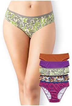 Avon Arabelle 5 in1 Panty Pack