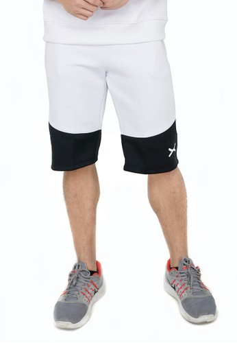 Flexzone white FLEXZONE Board Short Pants BeachBody Series White 35829AA4A0867CGS_1