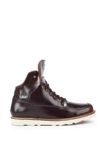 Navara brown Herrick Brown Boots 3F94BSH16DD677GS_1