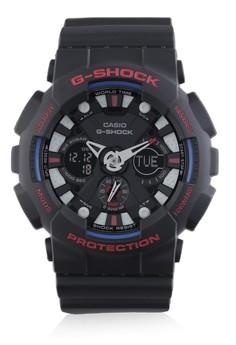 Image of Casio G-Shock Watch Ga-120Tr-1Adr