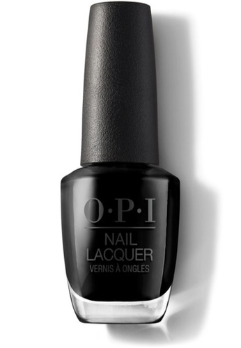 O.P.I black NLG55 - NL - Leather-Like Shade - Grease is the Word 655B1BE6BA5519GS_1