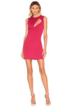 4b3e948ec7 NBD pink Phoebe Mini Dress(Revolve) 986F6AABC658E9GS_1