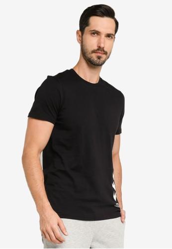 Hummel black Duncan T-Shirt 252C5AAA9E1C7DGS_1