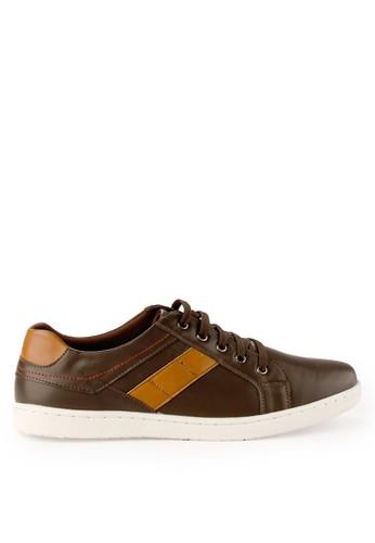 Rocklander brown Rocklander Sneakers RO753SH0UU9AID_1