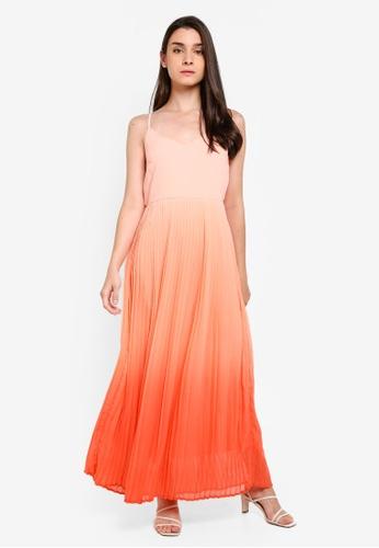 fd80b0d7 Buy Vero Moda Ava Singlet Pleat Ankle Dress   ZALORA HK
