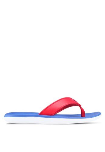 Nike red Nike Kepa Kai Shoes E8F45SHC877AB0GS_1