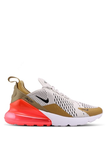 super popular b22b7 6e3a5 Nike black and white and gold Nike Air Max 270 Shoes 9879ESHAFBE2A1GS 1