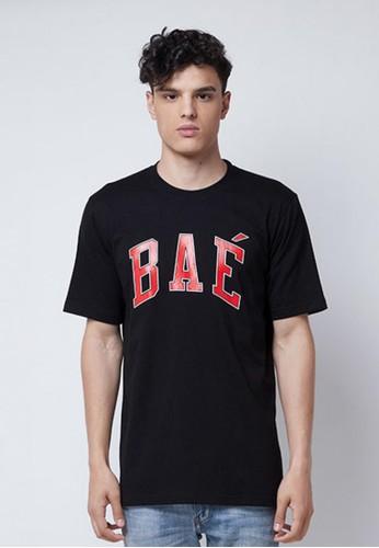 BAE ID black Bae T-shirt Classic Black 43F86AA0FC3AE0GS_1