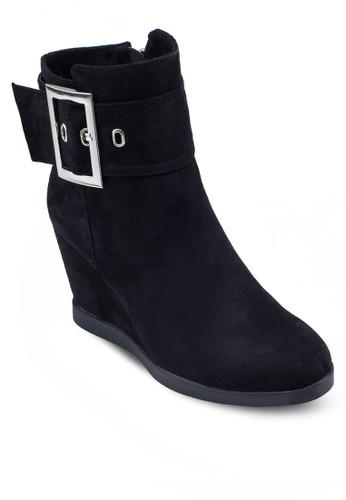 內增高踝靴,esprit outlet台北 女鞋, 鞋