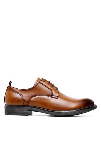 Twenty Eight Shoes Basic Business Leather Shoes DS661 D0912SHC36AF89GS_1