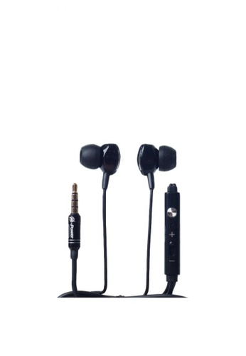 Stylebox black N-Power NP-E03 Subwoofer Wire In-Ear Headset 15989AC797825BGS_1